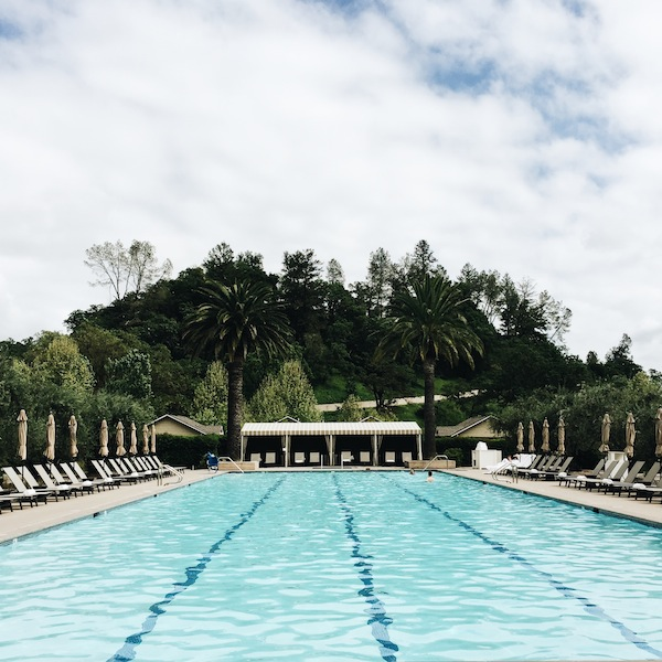 Visit Napa Valley Travel Blog Photos Solage Calistoga
