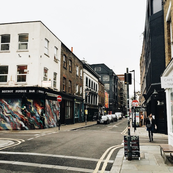 shoreditch london travel guide
