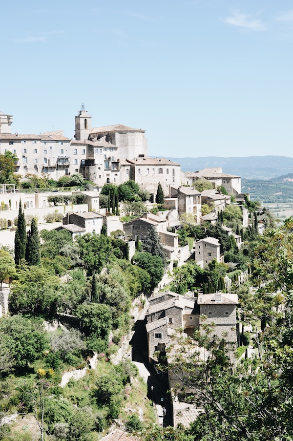 Provence Alps Cote d'Azur Gordes Luberon France Photo Travel Blog