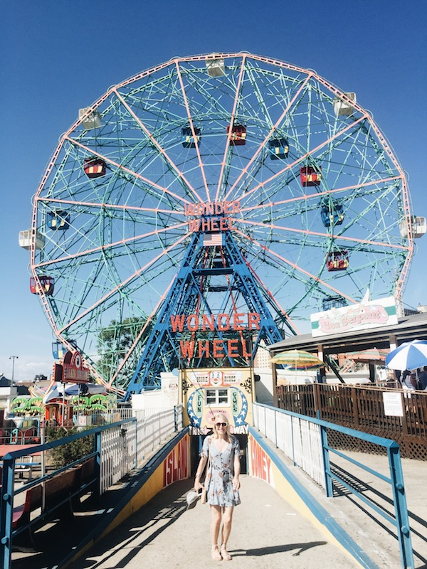 coney island brooklyn new york city travel photo blog guide