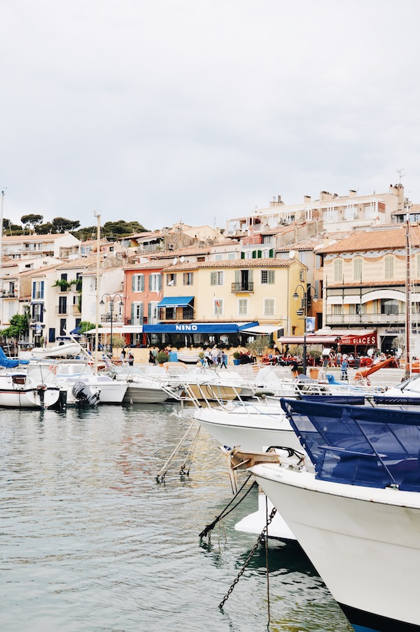 Cassis France French Riviera Cote D'Azur Travel Photo Blog