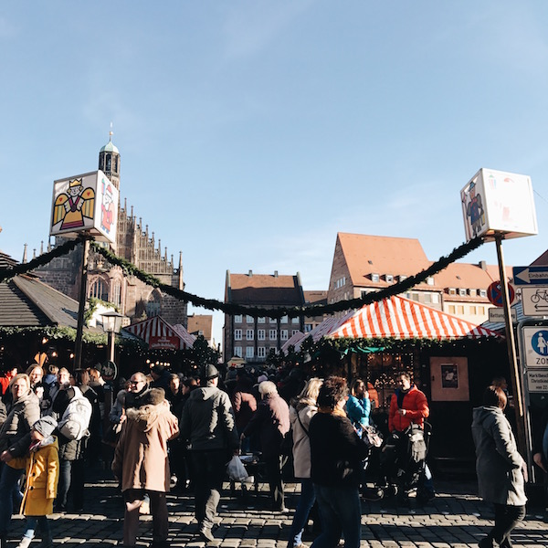 nuremberg germany christmas market travel photo blog